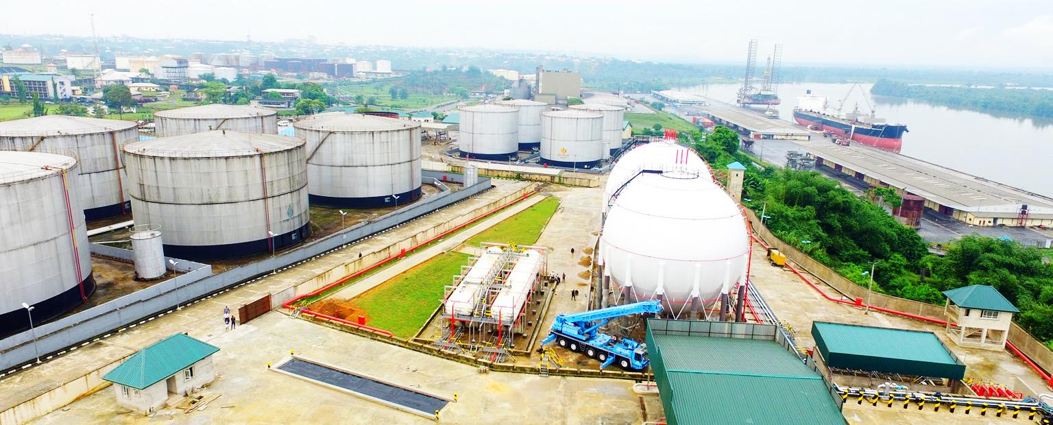 Producing Nigeria's #1  Petroleum product